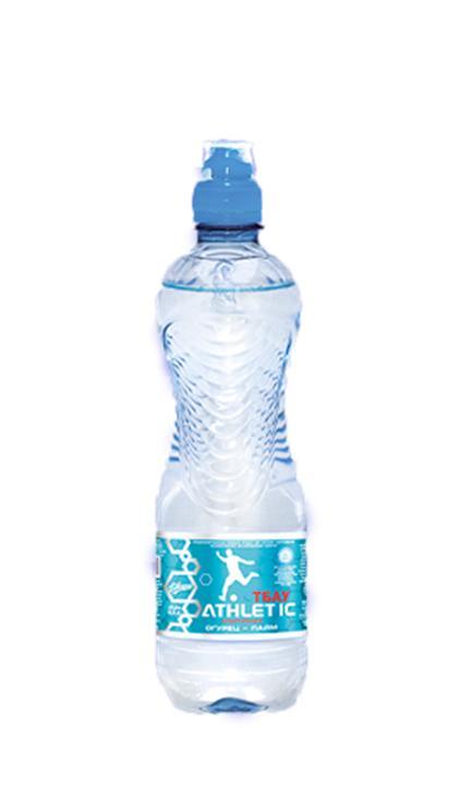 Напиток спортивный Тбау  Ahtletic Огурец-лайм
