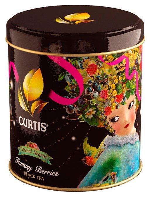 Чай Curtis fantasy fruits черный