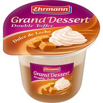Пудинг Ehrmann Grand Desser Двойной тоффи 4,7%