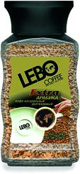 Кофе Lebo Extra сублимированный 100 гр