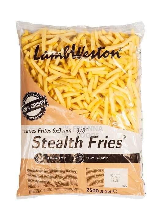 Картофель-фри Lamb Weston Stealth 9/9 замороженный
