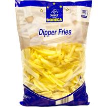 Картофель замороженный Horeca Select Dipper Fries, пакет 2,5 кг.