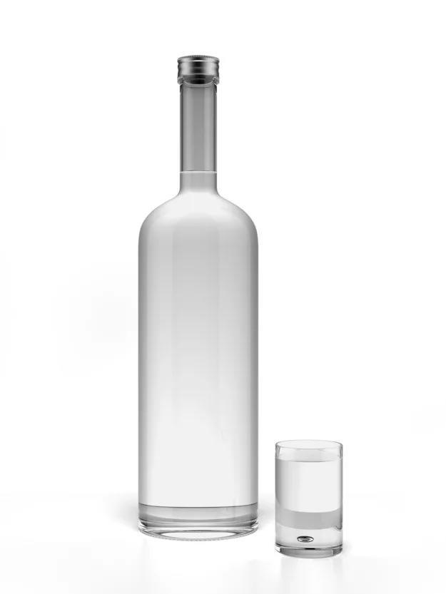 Водка Валуйский ЛВЗ Яблочная куртуазная 40%