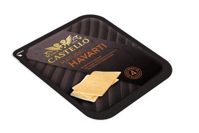 Сыр Arla Castello Matured Havarti выдержанный