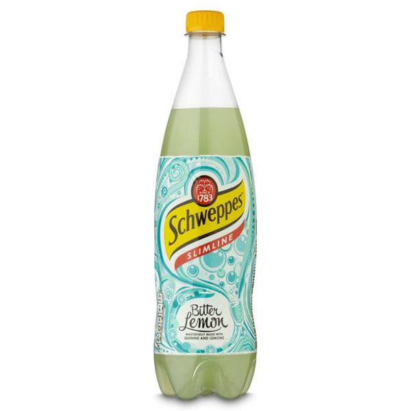Газированный напиток Schweppes Биттер Лемон
