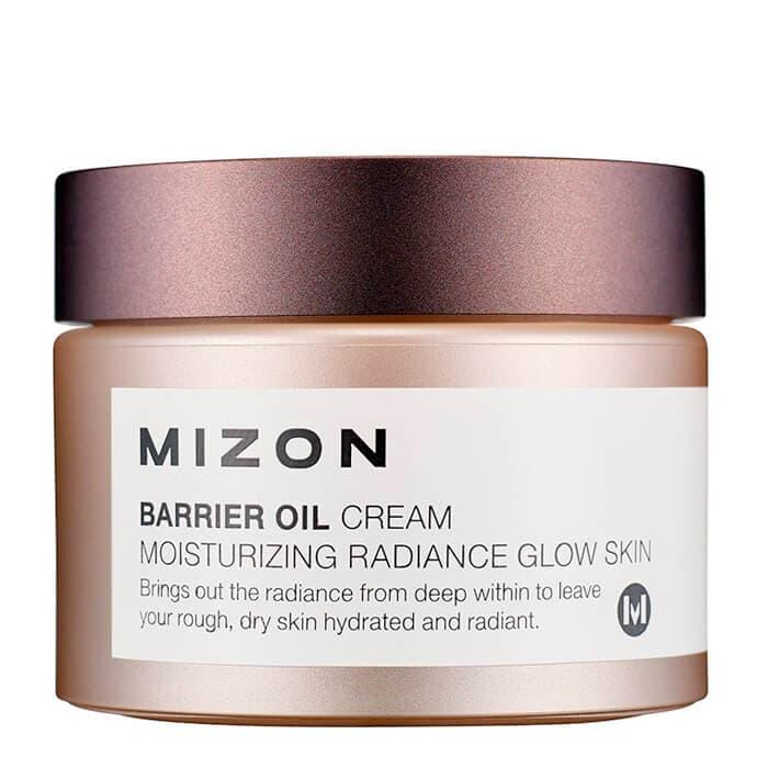 Крем для лица  Mizon Barrier Oil Cream с маслом оливы