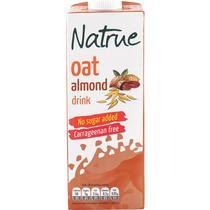Напиток овсяный Natrue с миндалем 1 л.