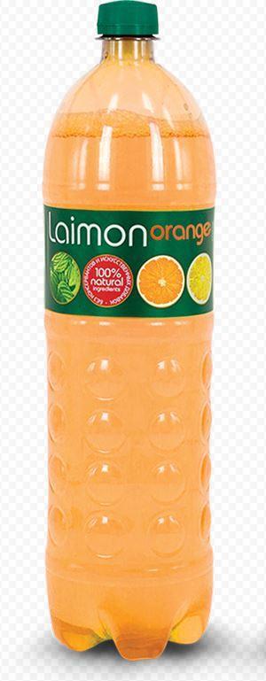 Напиток Laimon Orange безалкогольный среднегазированный