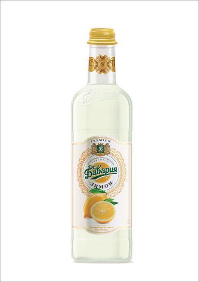 Лимонад Бавария лимон лайм
