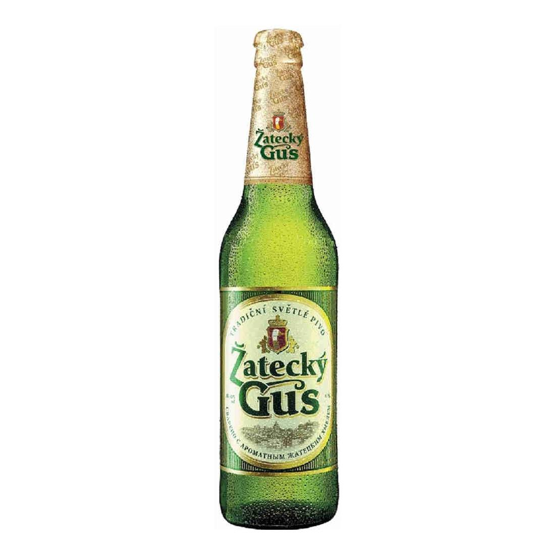 Пиво Zatecky Gus 4,8%
