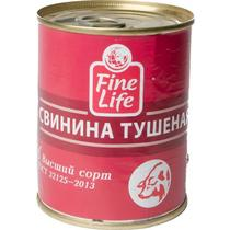 Свинина Fine Life тушеная