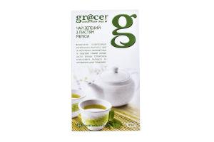 Чай Grace зеленый с мелиссой в пакетиках