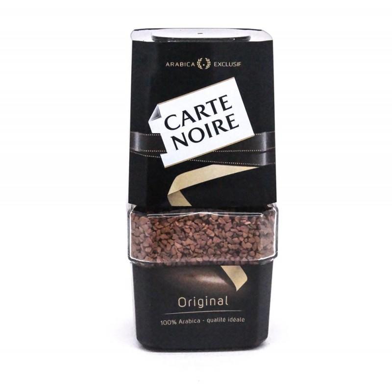 Кофе Cart Noir Original сублимированный