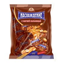 Конфеты Красный Октябрь Наслаждение арахис 500 гр