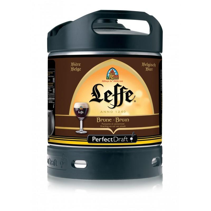 Пиво Leffe Brune 6,5%