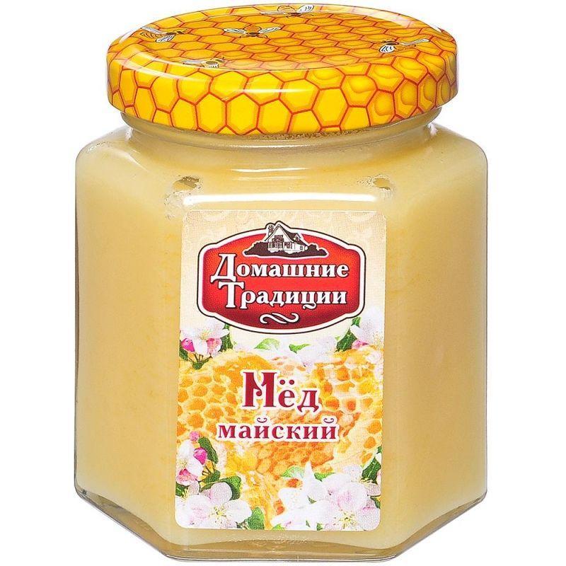 Мед натуральный Домашние традиции майский