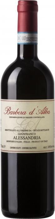 Вино Барбера д'Альба / Barbera d'Alba,  Барбера,  Красное Сухое, Италия