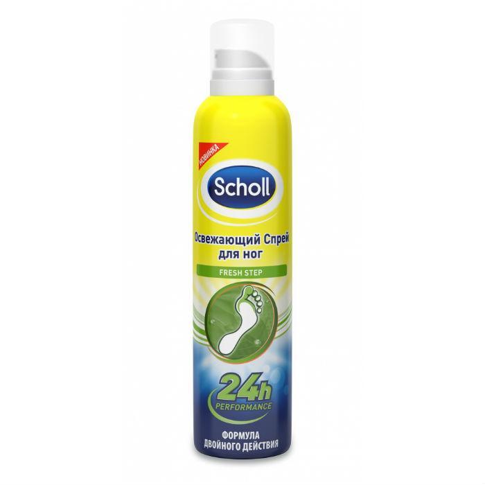 Спрей-дезодорант для ног Scholl Fresh Step