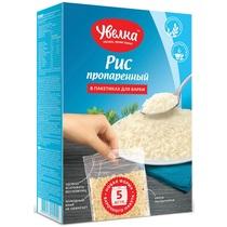 Крупа рисовая Увелка пропаренный