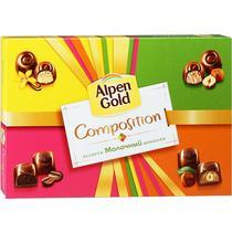Шоколадные конфеты Alpen Gold Composition ассорти 180 гр.