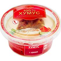Хумус Салаты&Деликатесы с аджикой 200 г