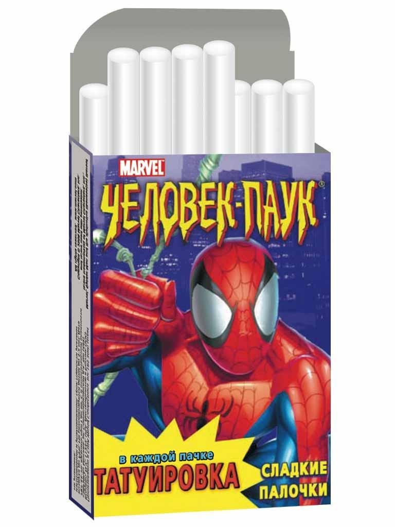Драже Marvel Сладкие палочки Человек-паук