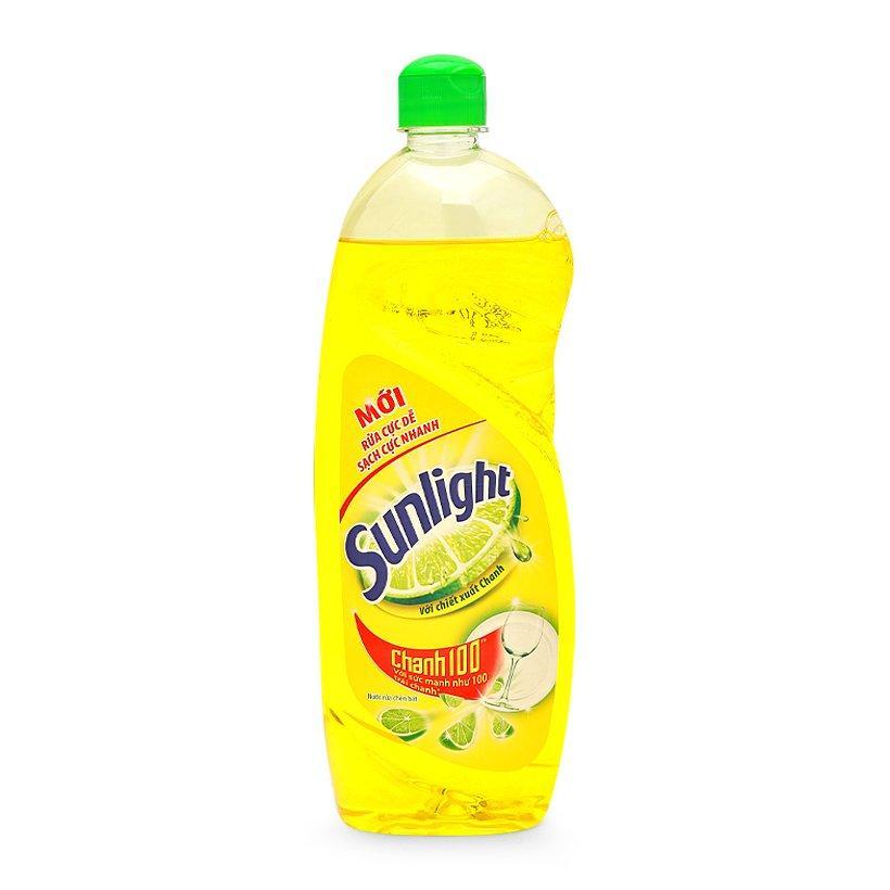 Жидкое средство для мытья посуды Sunlight Lemon