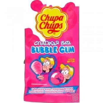 Жевательная резинка Chupa Chups сладкая вата