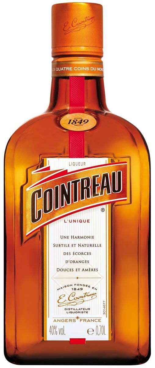 Ликер Cointreau крепий 40%