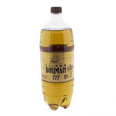 Вино Старый Боцман фруктовое полусладкое 14%
