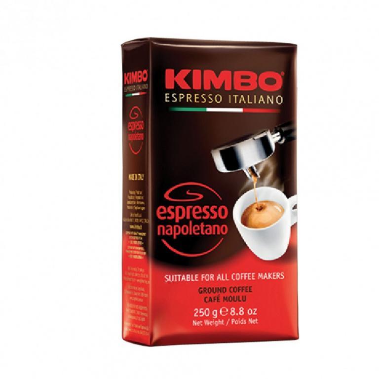 Кофе Kimbo Espresso Napoletano молотый