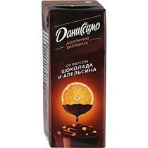 Молочный коктель Даниссимо Шоколад-апельсин 2,5%