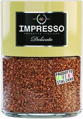 Кофе Impresso Delicato растворимый 100 гр.