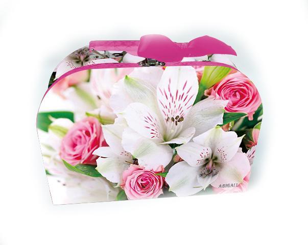 Чай черный Abigail Крупнолистовой Розы с орхидеями 100 гр