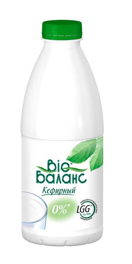 Кефирный продукт Bio Баланс 0%