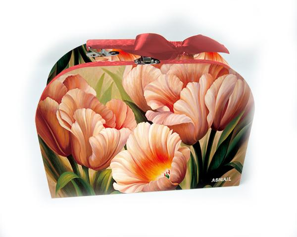 Чай черный Abigail С1733 ОРА Раскрывшиеся тюльпаны