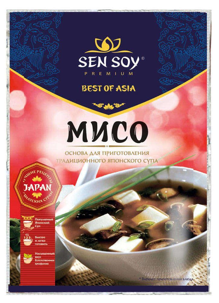 Приправа Sen Soy Основа для Мисо супа