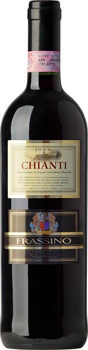 Вино Кьянти Фрассино / Frassinо Chianti,  Санджовезе,  Красное Сухое, Италия