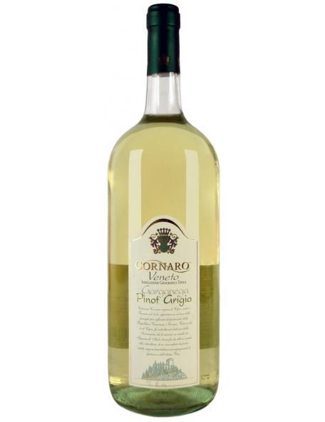 Вино Cornaro Pinot Grigio белое сухое
