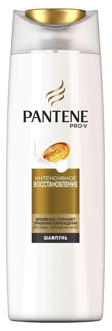 Шампунь Pantene Pro-V Интенсивное восстановление для сухих и поврежденных волос