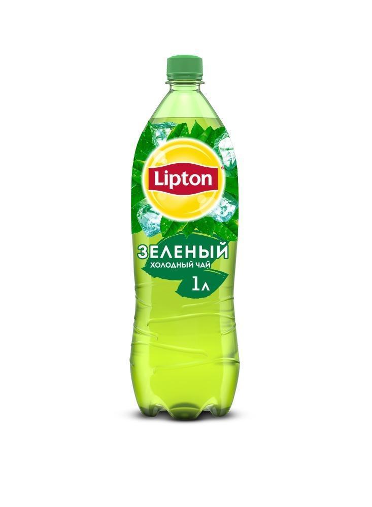 Холодный чай Lipton зеленый