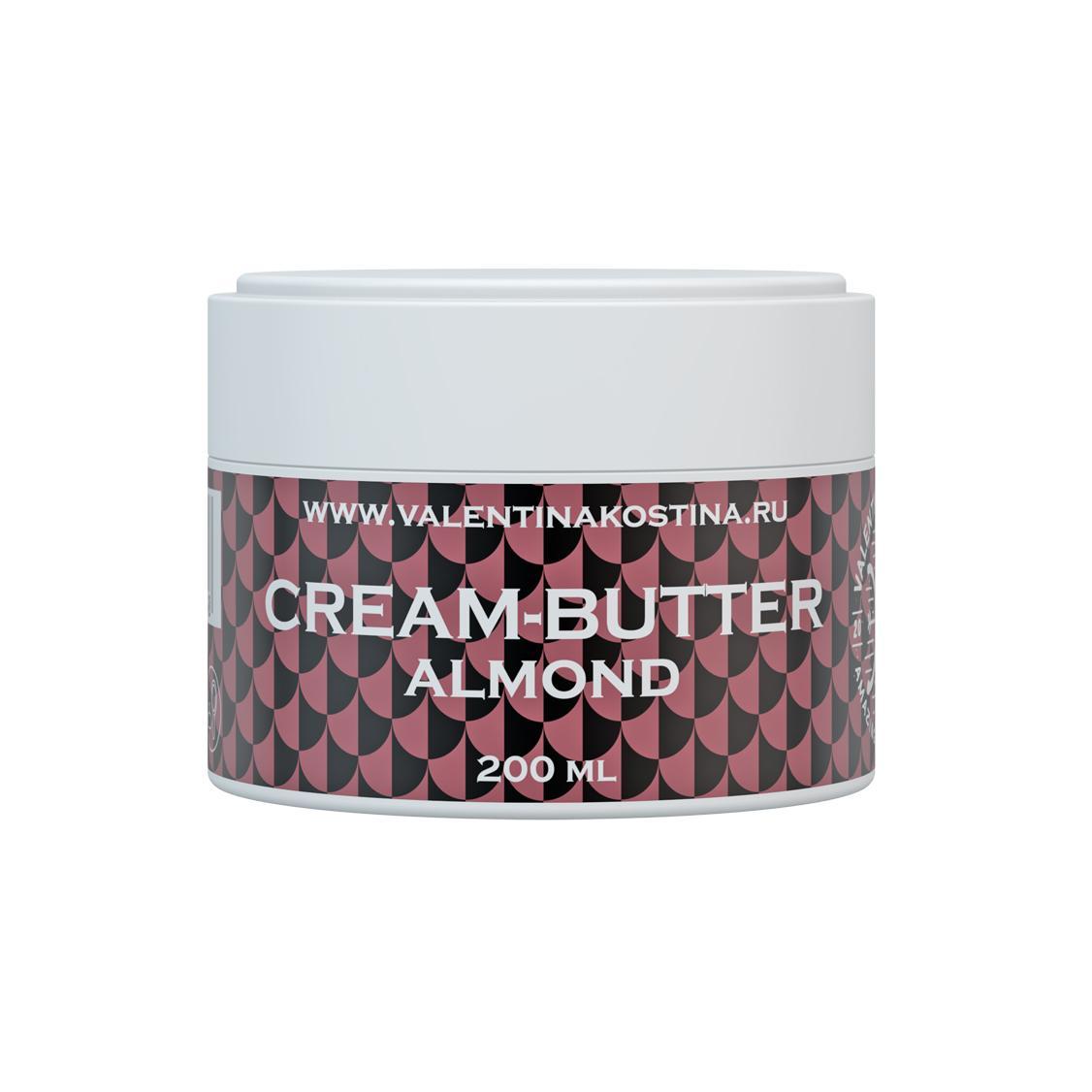 Крем-баттер Valentina Kostina Cream-butter Almond Для тела