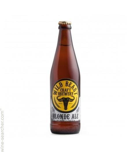 Пиво темное нефильтрованное Wild Beast 450 мл., Стекло