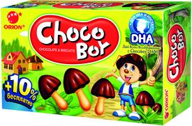 Печенье Orion ChocoBoy