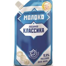 Сгущенное молоко Любимая классика ГОСТ 8,5%