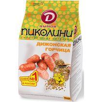Колбаски Дымов Пиколини Дижонская горчица сырокопченые нарезка