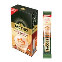 Кофе Jacobs Карамель Латте 3в1