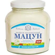 Мацун Эдельвейс 3,5% 350 мл