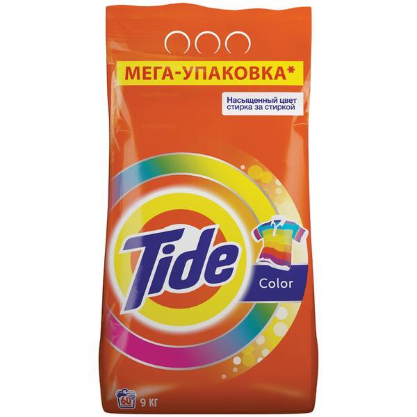 Стиральный порошок Tide автомат Color 9кг