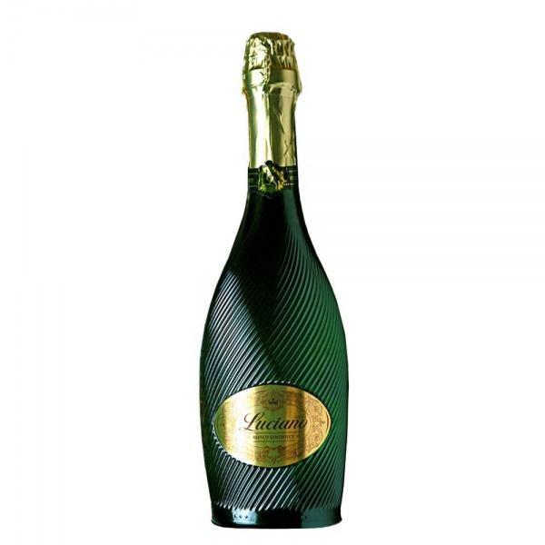 Напиток винный газированный Vina Luciano белое игристое полусладкое 7.5%